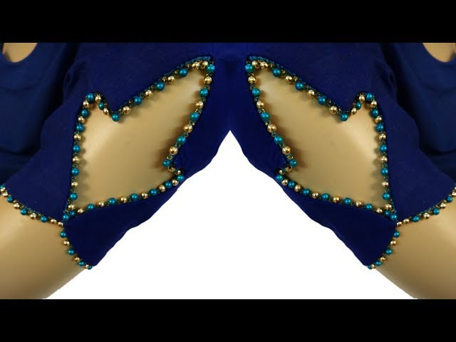 Very Beautiful Sleeves (Baju) Designs Cutting And Stitching For Blouse/Suit/Kurti/Kameez