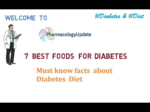 Top 7 SuperFoods for Diabetes