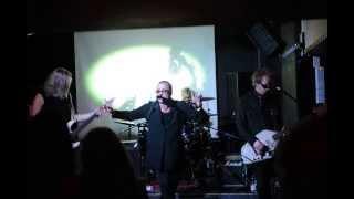Andi Sex Gang - Dead Metal live.