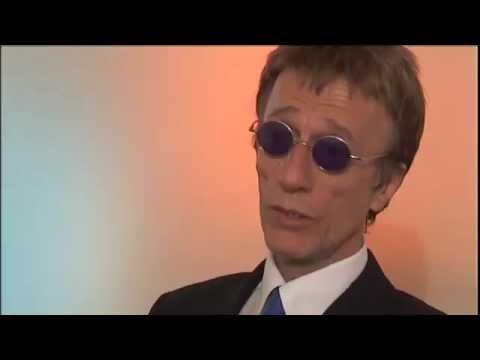 Robin Gibb interview Australia