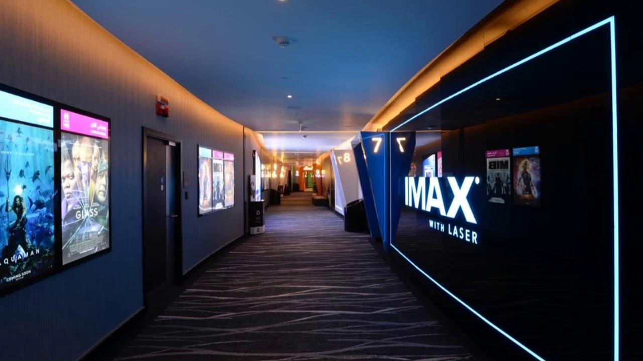 Vox Cinema Red Sea Mall Jeddah Ksa فوكس سينما جدة Youtube