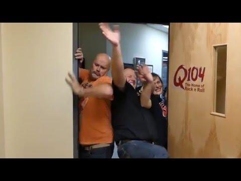 Bj & The Q Morning Crew