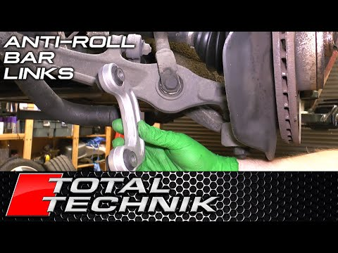 How to Replace Front Anti Roll Bar (Stabilizer) Links – Audi VW Seat Skoda – ALL MODELS (VAG)