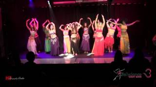 Al Leila, Amr Diab - Bellydance Body Mind beginners students