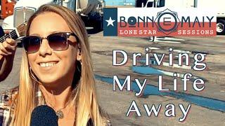"Bonn E Maiy| Eddie Rabbit cover (""Driving My Life Away"")"