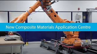 Solvay composites materials application center in Heanor (UK)