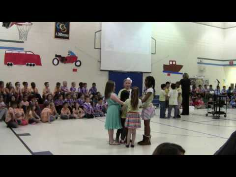 Woodland Elementary 2nd Grade Program, May 5, 2016