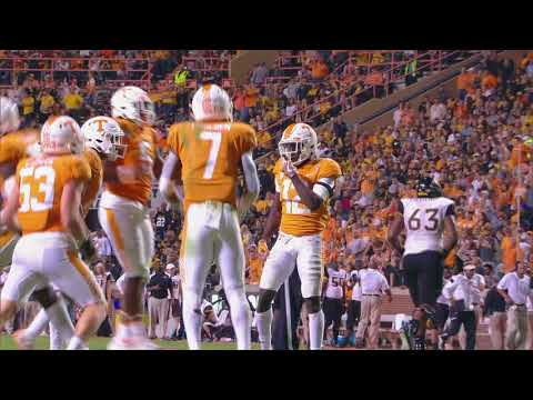 Southern Miss vs Tennessee Game Highlights
