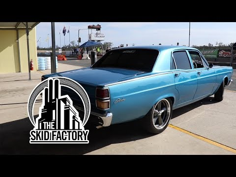 THE SKID FACTORY - V8 Turbo Ford Fairlane [EP14] - Series 1 Wrap-up