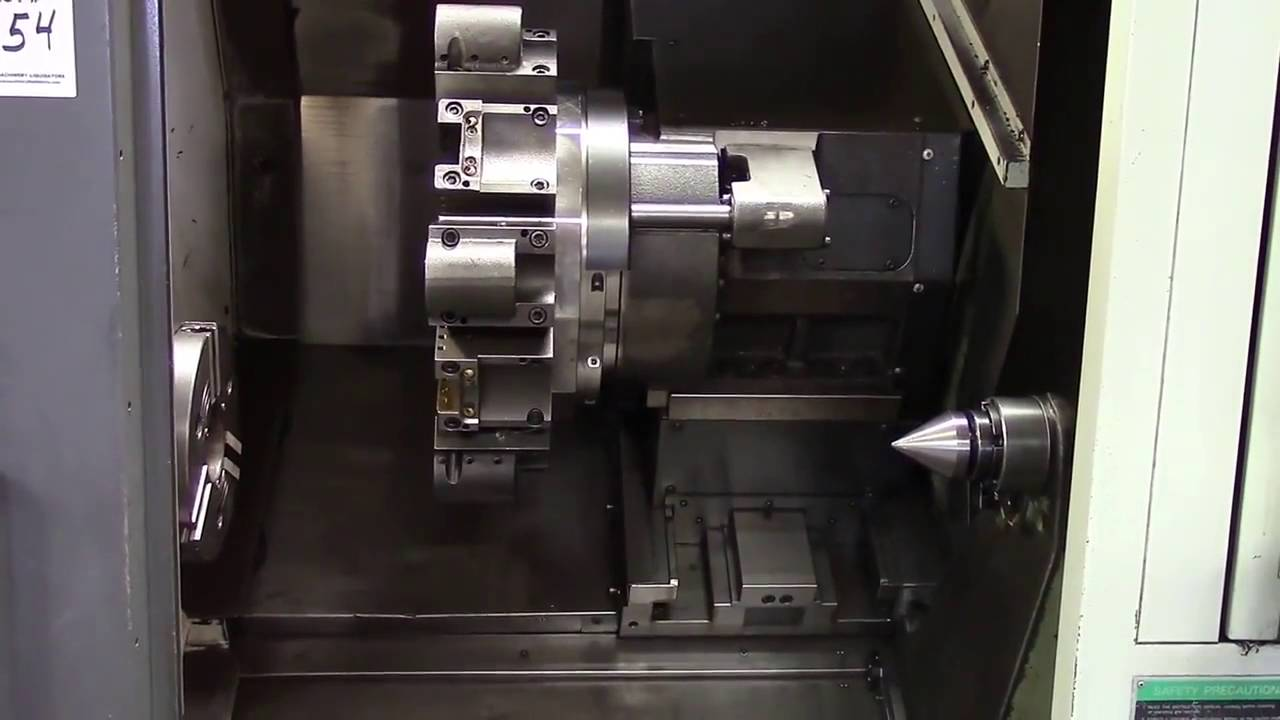 Mori seiki nl2500 manual