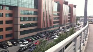 Biznes-markazida ''' Plaza''Magistral