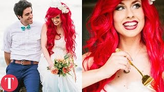 10 EPIC Geeky Weddings That Will Blow Your Mind