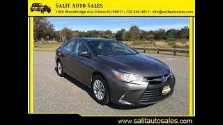 Salit Auto Sales - 2015 Toyota Camry LE in Edison, NJ