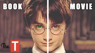 10 Things The Harry Potter Movies Left Out streaming