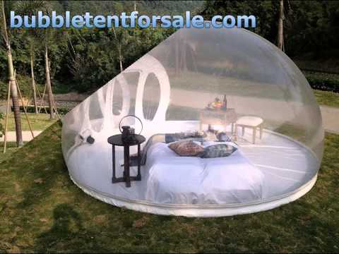 bubble tent for sale & bubble tent for sale - YouTube