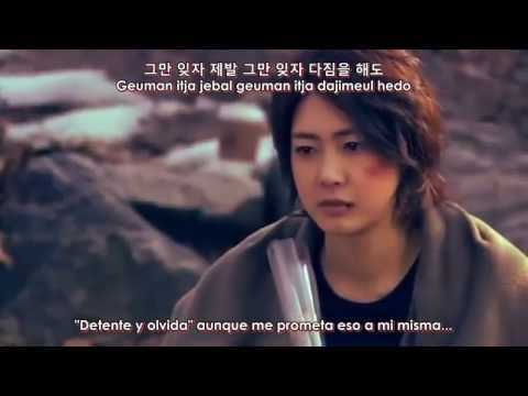 [HD] Can't Let You Go MV - 49 Days OST (sub Español, Romanizacion, Hangul)