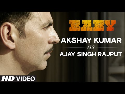 Akshay Kumar As Ajay Singh Rajput | Baby | Releasing On 23rd January 2015