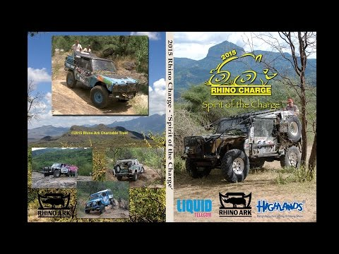 Spirit of the Charge - Rhino Charge 2015 - The Film