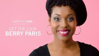 Berry Lip Makeup Look Tutorial - Artistry Studio | Amway