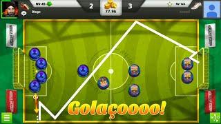 Soccer Stars - TUDO OU NADA