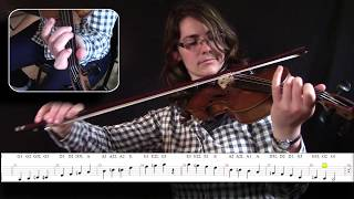 Learn the Fiddle Scales that work for Improvising!