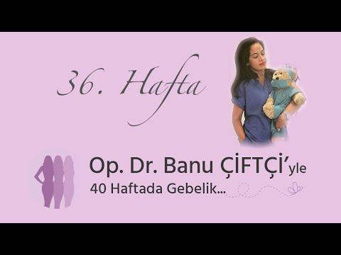 Op. Dr. Banu Çiftçi'yle 40 Haftada Gebelik