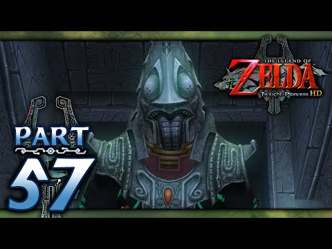 The Legend of Zelda: Twilight Princess HD - Part 57 - Usurper King: Zant