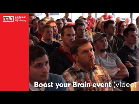 De Keizer Marine: Boost Your Brain Info Night!