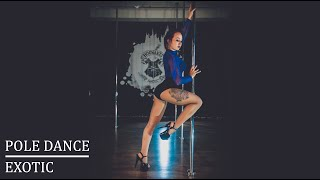 BRITNEY SPEARS - GIMME MORE/POLE DANCE EXOTIC CHOREOGRAPHY BY NATALIYA MISHINA