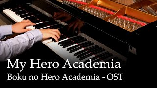 My Hero Academia - Boku no Hero Academia OST [piano]