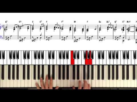 Amazing Grace nr5: Final solo piano arrangement