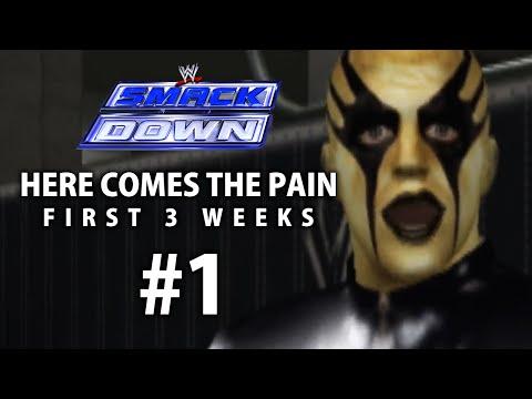Smackdown: Here Comes The Pain Season Mode Ep 1 | HIT THE BRICKS JUNIOR