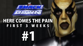 """HIT THE BRICKS JUNIOR"" - Smackdown: Here Comes The Pain Season #1"