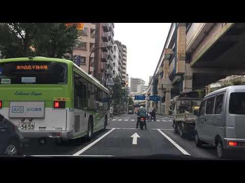 japanese-real-drive-in-tokyo<豊島区要町~板橋区本町>