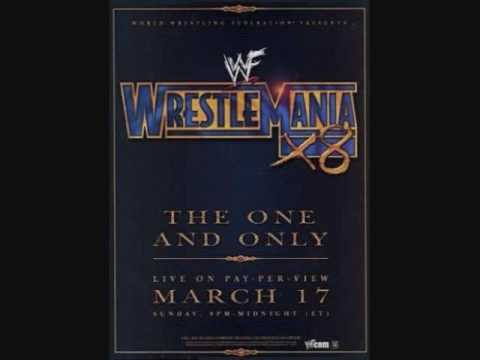 Wrestlemania X8 Theme: Superstar by Saliva