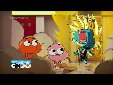 cn asia laughternoons the amazing world of gumball 2015 new