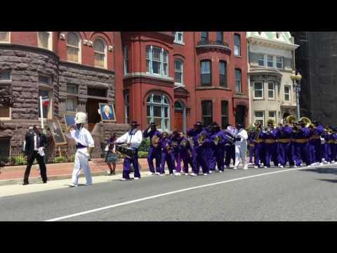 U.H.O.P. Memorial Parade 2016