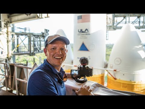 up-close-delta-iv-heavy-launch-pad-tour-(tory-bruno-ceo-of-ula)---smarter-every-day