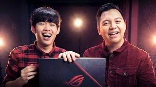UNBOXING LAPTOP 25.000.000