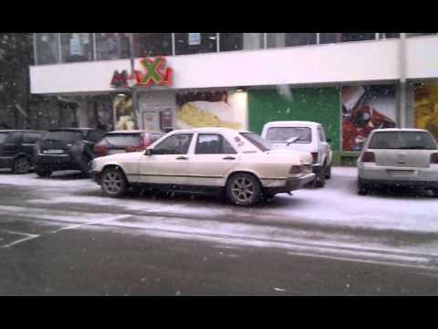 Mot i ftohte dhe me te reshura te shkurta bore 15.01.2012. www.titulli.com