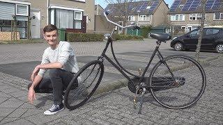 Frits de fiets 3.0