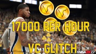 NBA 2K17 VC Glitch/Farming Method (After Patch 1)