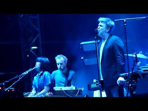 LCD Soundsystem - Tonite / Home - All Points East, London - May 2018