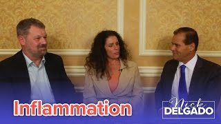 Inflammation with Silvia Binder N D  Ph D  & Rolf Binder   Delgado Protocol