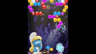 Smurfs Bubble Story Level 89 - NO BOOSTERS