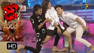 Dhee Jodi - Sanketh & Priyanka Performance - 20th July 2016 - ఢీ జోఢీ