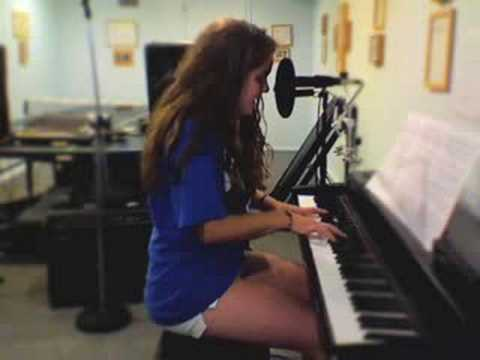 Sara Bareilles - Love Song cover by Amanda Breivogel