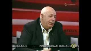 Fogathajtás: Bárdos György és ifj. Simon József volt a Dinó Sporthíradó vendége