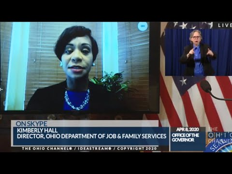 Director Of Ohio Jobs & Family Services Says Unemployment Effort Is Department's Priority