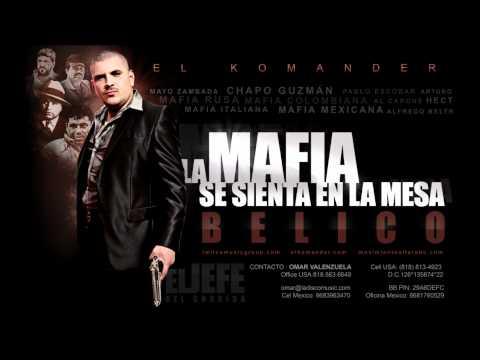 EL KOMANDER - LA MAFIA SE SIENTA EN LA MESA (ESTUDIO)